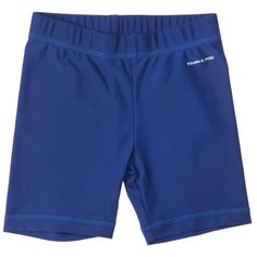 Blue UV Sun Safe Baby Swim Shorts, Summer is on the way! Our clever UPF 50 swimwear protects young skin from the harmful UV rays and keeps play the main focus of the day. Splash, swim, snorkel and build the biggest sandcastle!