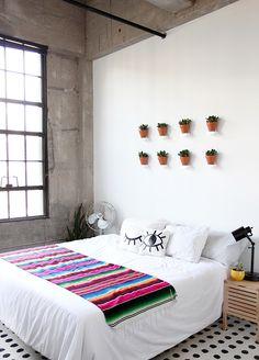 Casinha colorida: Um loft com inspiração nas tendências da década de 70