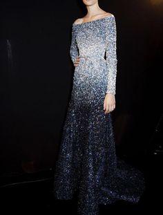 Feyre's starfall dress