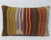 kilim pillow lumbar urban fabric 16x24 large pillow case floor pillow case floral pillow cover boho cushion cover lumbar pillow kilim 24805