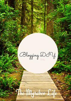Blogging DIY