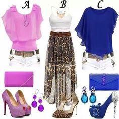 Cual te gusta mas??? ;)