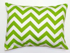 Lime Chevron 16x24. $16.00, via Etsy.  (like what I have in our formal living room)