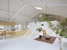 白いのいいけど一番は北欧のウッドな感じ 農具倉庫をコンバージョンした家 | 第3回 家づくり大賞