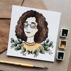 My curly friend☁️Icelandic soul☁️ @icelandic_soul  . #samoshkina_art #illustration #illustrations #dailyart #art #artist #art_we_inspire #art_spotlight #art_public #inspire #instaart #wearevsco #vscoart #vscocam #watercolors #watercolorart #aquarelle #cute #toppaint #topdraw #topcreator #globalart #topart #painteveryday #detail #soulart #artcitchen #eatsleepdraw #artbook