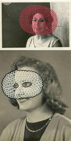Original mixed media works of Naomi Vona.