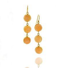 Orange Moonstone Dro