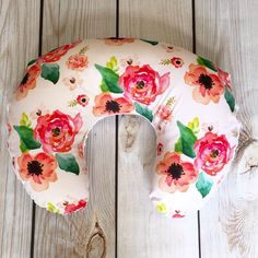 Boppy Cover: Floral Dreams. Boppy Cover. Floral by FinleyBaby