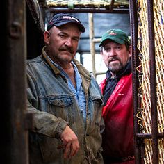 Deadliest Catch/Keith & Mouse from The Wizard