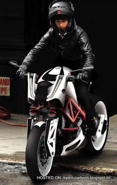 Ducati Spite - Concept Motorcycles ~ Grease n Gasoline: http://bit.ly/IonZME