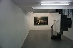 """Tigre"", David Morago. Exposicón ""Twilight"" Galería Paula Alonso. #Madrid. #Exposiciones #Arte #ArteContemporáneo #ContemporaryArt #Art #arterecord 2015 https://twitter.com/arterecord"