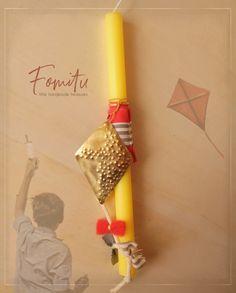 Easter, Candles, Handmade, Hand Made, Easter Activities, Craft, Pillar Candles, Lights, Handarbeit