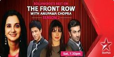 The Front Row with Anupama Chopra Season 2 - June 2014 Video Watch Online Watch Live Cricket Streaming, Hindi Movies Online, Watches Online, Season 2, Front Row, Bollywood, Tv Shows, June, Pakistani