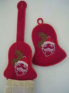 CSS105 - Christmas in the Kitchen Towel Toppers