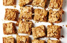 Loaded with oats and bananas, this is a great treat to have on hand after soccer or baseball practice.