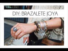 DIY: Brazalete con piedras de Balamoda   Bracelet Design