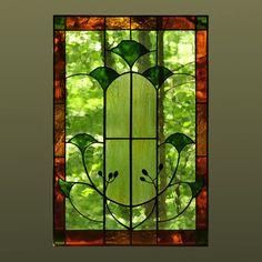 Arts & Crafts Gingko Leaf