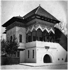 Risultati immagini per arhitect ion mincu Romania People, Thai House, Bucharest, 18th Century, Beautiful Homes, Arch, Louvre, Mansions, House Styles