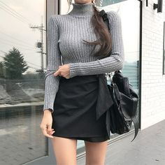 Image discovered by Amber P. Find images and videos about moda, top and kfashion on We Heart It - the app to get lost in what you love.