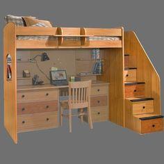 camas con escritorio - Buscar con Google