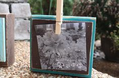 I want to do this for my Instax photos Clip Frame, Wood Blocks, Polaroid, Dreams, Unique Jewelry, Handmade Gifts, Photos, Diy, Color