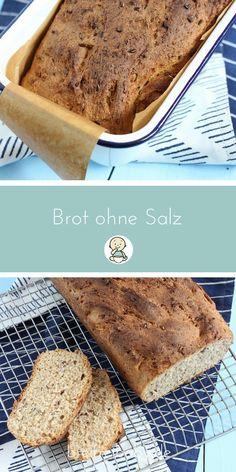 Brot ohne Salz für Babys