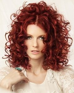 creative+hair+color | Amazing Red Hair Color Ideas