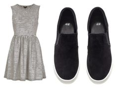 """Untitled #57"" by isaa-swag ❤ liked on Polyvore featuring River Island and H&M"
