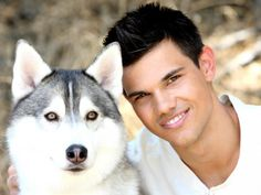 # Taylor Lautner Actor Dog Taylor Lautner, Jacob Black Twilight, Twilight Saga, Twilight Movie, Movies And Series, Man Wallpaper, Computer Wallpaper, Dog Poster, Raining Men