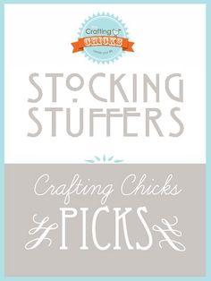 Stocking-stuffer ideas