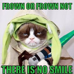 May The GRUMP Be With You