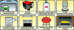 via @ziderforce Pls RT November 1-7 is Carbon Monoxide Awareness Week. Are you prepared? (NC) – A new law is in effect in Ontario that requires all homes of any age to have at least one working carbon monoxide (CO) alarm installed outside sleeping areas if there is a risk of CO exposur...