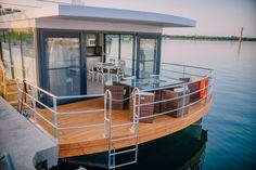 Floatinghousevermietung Seeblick - Goitzscheresort