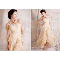 Buy Vintage Style Couture Dresses by Inga Nataya at the Wardrobe Shop