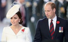 William said Britain and Belgium 'stand together' to remember those killed during weeks of...