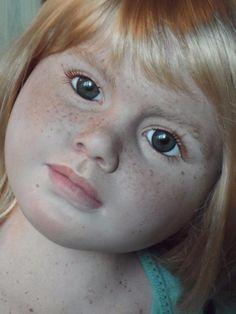 Reborn Toddler, Paper Dolls, Sculpting, Polymer Clay, Faces, Vintage, Cloth Art Dolls, Trapillo, Sculpture
