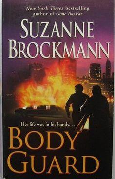 Bodyguard by Suzanne Brockmann 2004 Paperback Book Novel Romance