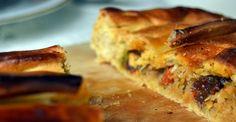 Receta para preparar una deliciosa Empanada Gallega.