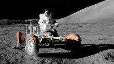 A German Lunar X-Prize team has announced its intentions to send two mobile probes to the Moon to inspect the lunar rover left behind by the Apollo 17 mission. Finally, something that'll get the Moon landing conspiracy nutters to shut the hell up.