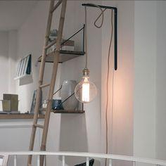 Sisauu Wall Lamp by DENOE design from Spain #MONOQI