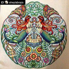 Instagram media desenhoscolorir - Incrível como sempre @sheylabrazs…