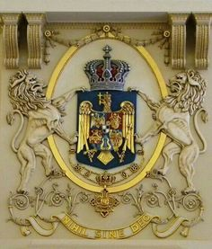 Museums under the spotlight - The Royal Palace in Bucharest Zoe Bell, Romanian Royal Family, Warrior Tattoos, Royal Palace, Family Crest, Royal House, Kaiser, Bucharest, Crown Jewels