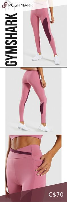 Asymmetrical Gymshark leggings NWOT never worn but tags have been removed. High waisted with pockets! Gymshark Pants & Jumpsuits Leggings Gymshark Flex Leggings, Gymshark Pants, Blue Bikini, Bikini Tops, Nude Leggings, Running Tights, Seamless Leggings, Plus Fashion, Fashion Tips