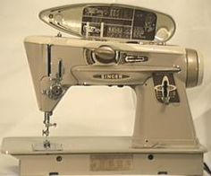 Singer 500 Rocketeer Sewing Machine