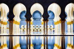Sheikh Zayed Mosque, Dubai