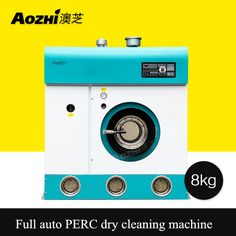 Full automatic PERC dry cleaning machine 8kg dry cleaning machine price
