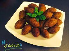 Syrisches Rezept für Kibbe وصفة للكبة السورية