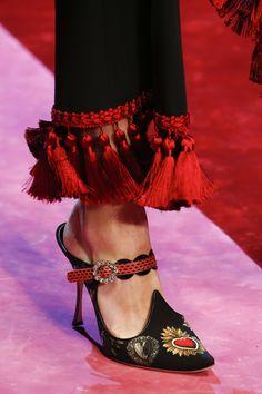 "rebelleluxe:  ""Dolce&Gabbana 2018  """