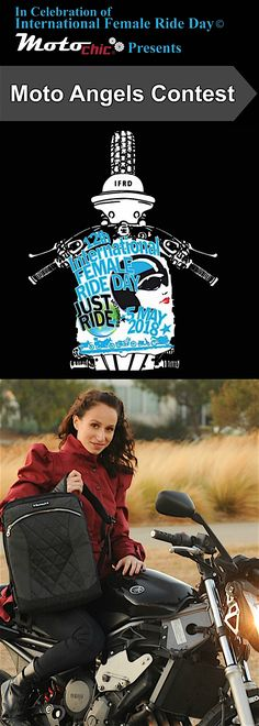 fe96978b8fe2bc MotoChic® is thrilled to announce our Moto Angels Contest w   1600+ in  prizes