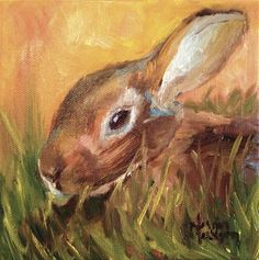 """""""Roger Rabbit"""" by Norma Wilson"""